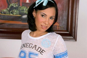 Rosalyn Lopez Latina American Girl Next Door